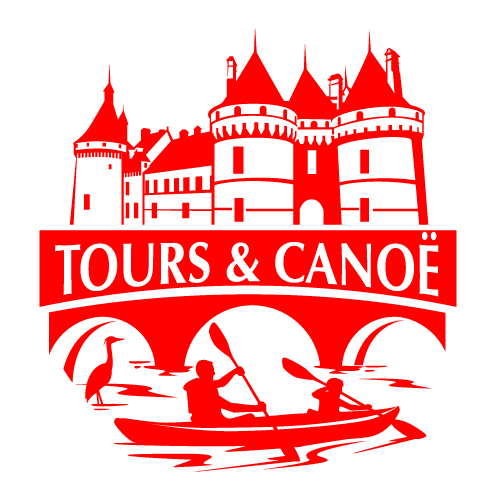 photo paddle Tours & canoë sur la Loire